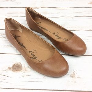 American Rag Aellie Flat Ballet Shoes 8.5M